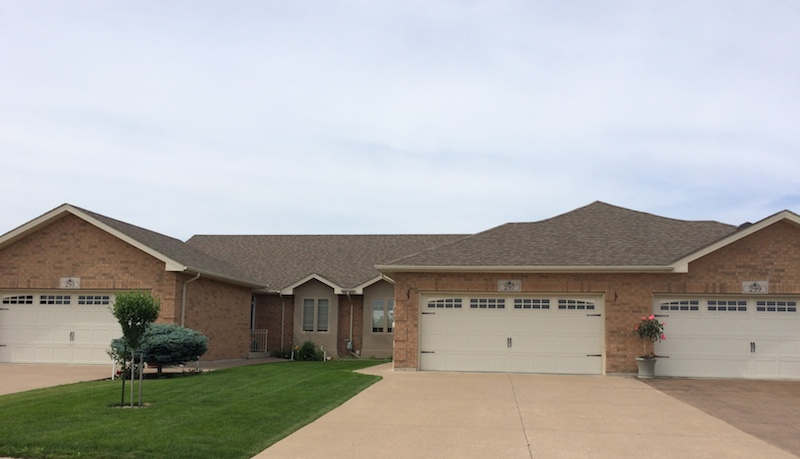 Golfview townhomes